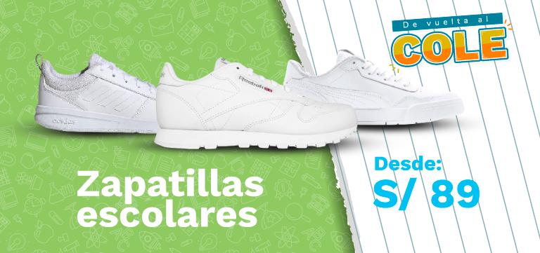 Banner Zapatillas Escolares Mobile
