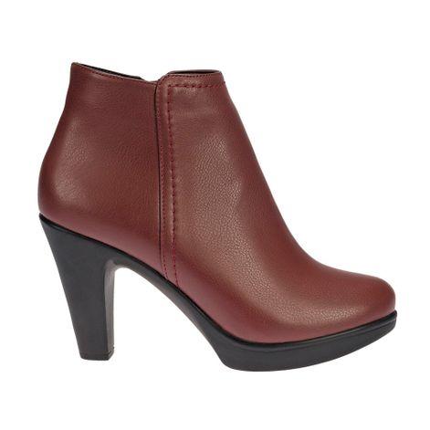 543d85c6 Botines Footloose FTO-01I18 Vino - 36.0 - Shopstar
