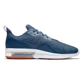 Zapatillas Nike NIKE AIR MAX SEQUENT 4 AO4485 400 Azul
