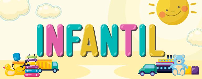 Banner Infantil mobile