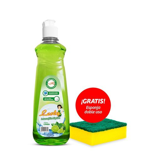 lavavajilla-liquida-lesly-950-ml-limon-cesponja-11