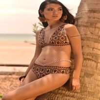 bikini-tribal-mask-marron