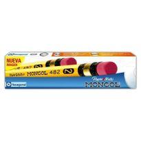 lapiz-grafito-hexagonal-n2-hb-mongol-caja-x12