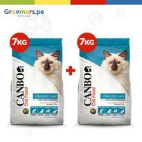 comida-para-gatos-canbo-adultos-sterilized-care-7kg-pack-2und