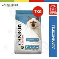 comida-para-gatos-canbo-adultos-sterilized-care-7kg