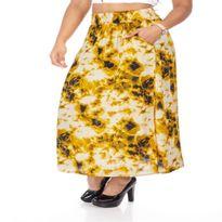 falda-larga-amarillo-degradado