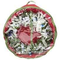 rumah-organizador-corona-y-guirnaldas-navidad-rojo
