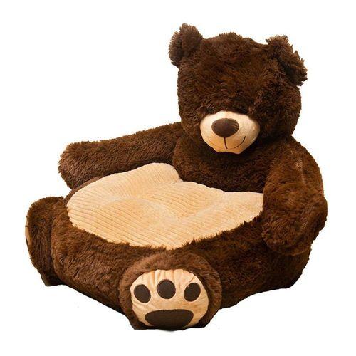 asiento-peluche-cariñoso-oso-pardo-alegria-juguetes