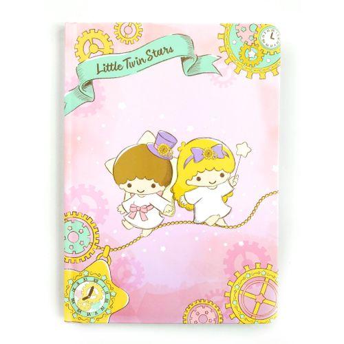 sanrio-cuaderno-a5-sketch-little-twin-stars-mononope
