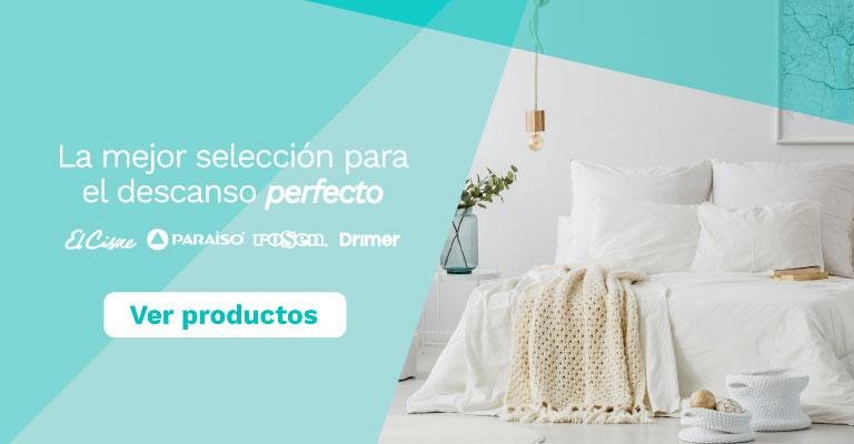 Banner Camas y Colchones Mobile