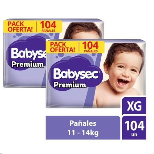 pack-x-2-pañal-babysec-premium-xg-x104--4pqts-x-52unid--softys