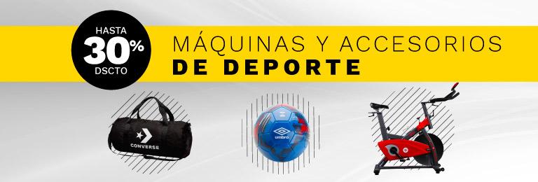 Banner Maquina deportiva Mobile