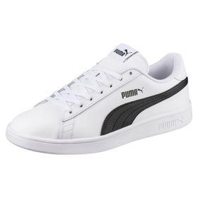 zapatos puma blancos hombre rotos