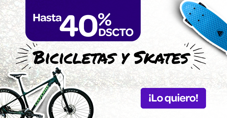 Banner Biciletas mobile