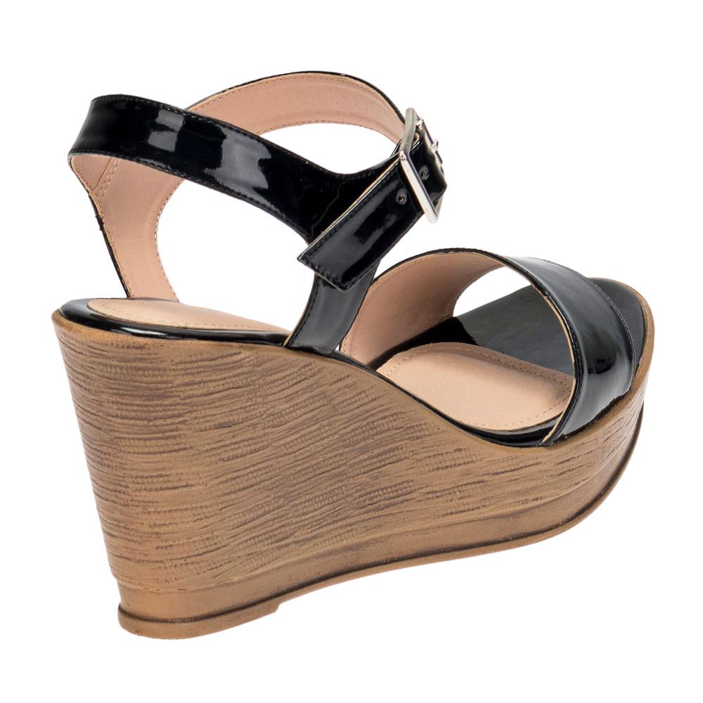 Sandalias Footloose FG-05V18 Negro - Shopstar