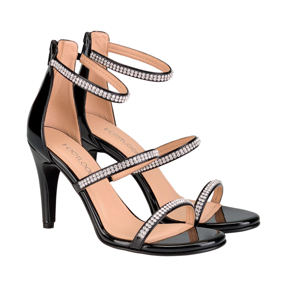 Sandalias Footloose FCH-HH01V20 Negro - Shopstar