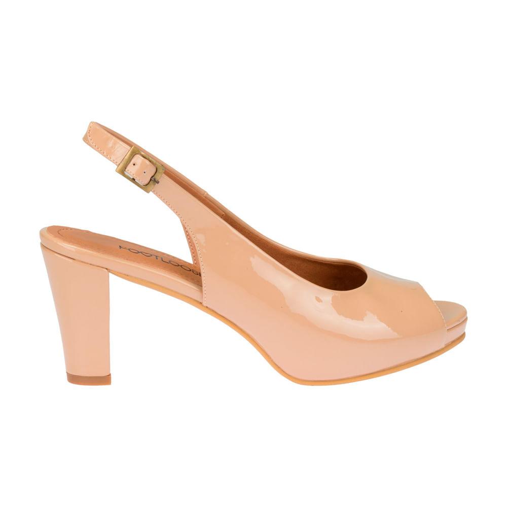 Zapatos Footloose FS-05I20 Nude - Shopstar